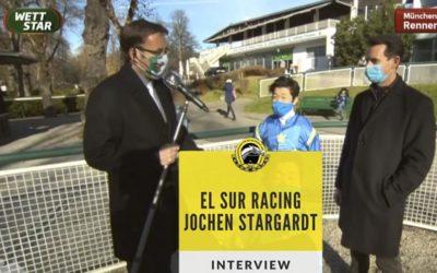 Vollblut Bayern: Jochen en una entrevista