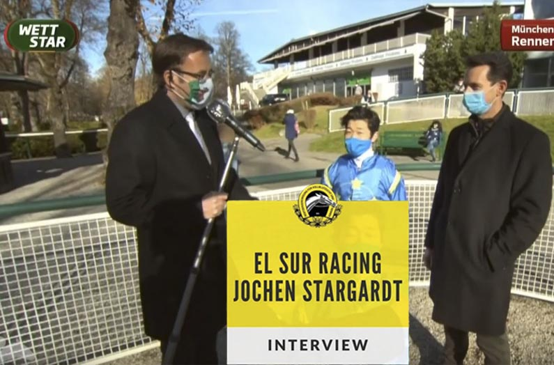 El Sur Interview Jochen