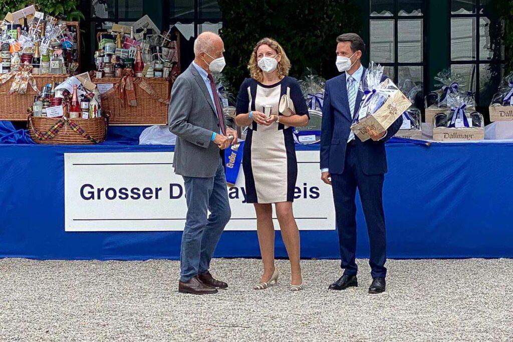 El Sur Jochen et Simone Cérémonie de remise des prix La Estrellita