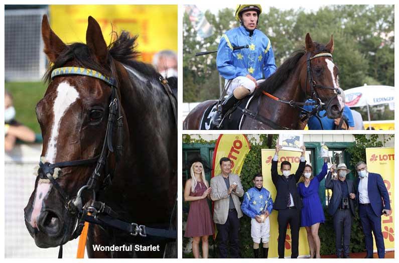 Wonderful Starlet wins in Munich